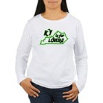 KY is for Lovers Women's Long Sleeve T-Shirt
