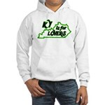 KY is for Lovers Hooded Sweatshirt