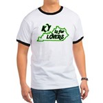 KY is for Lovers Ringer T