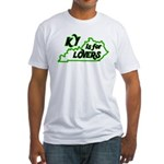 KY is for Lovers Fitted T-Shirt
