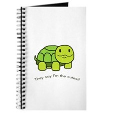 Cute Baby turtle Journal