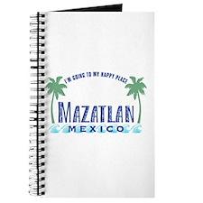 Mazatlan Happy Place - Journal