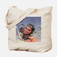 Early Aviator Tote Bag