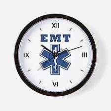 EMT Rescue Wall Clock