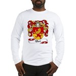 Blanc Family Crest Long Sleeve T-Shirt