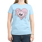 Kitty Bones Women's Light T-Shirt
