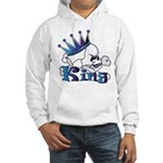 Skull King Hooded Sweatshirt
