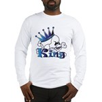 Skull King Long Sleeve T-Shirt