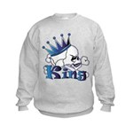 Skull King Kids Sweatshirt