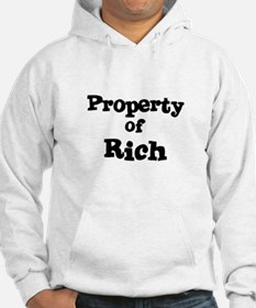 Property of Rich Hoodie