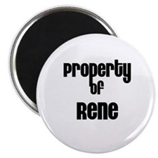 Property of Rene Magnet