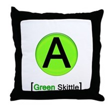 Cute Xbox controller Throw Pillow