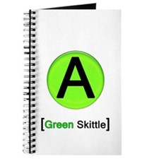 Unique Skittles Journal