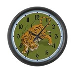 Asian Tiger Giant Clock