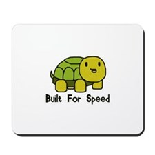 Speedy Turtle Mousepad