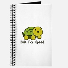 Speedy Turtle Journal