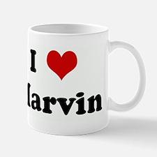 I Love Marvin Mug