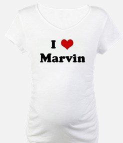 I Love Marvin Shirt