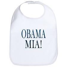 Obama Mia! Bib