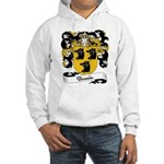Bonnin Family Crest Hooded Sweatshirt