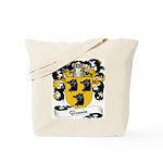 Bonnin Family Crest Tote Bag