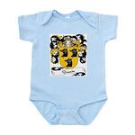 Bonnin Family Crest Infant Creeper