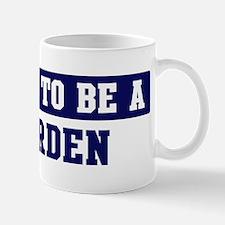Proud to be Worden Mug