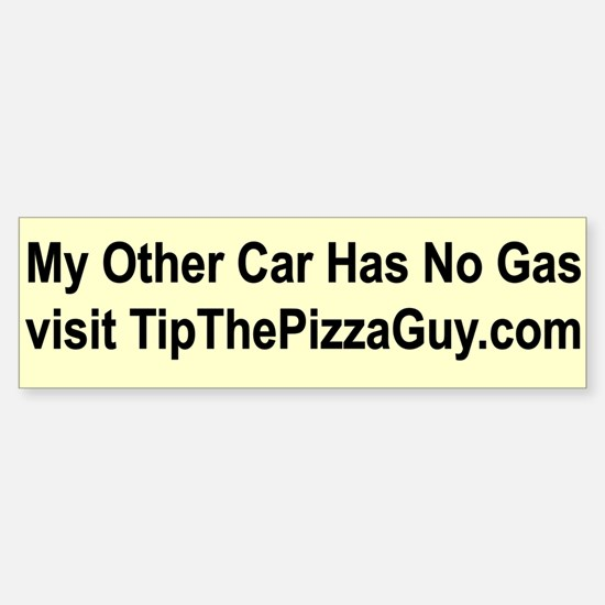 My Other Car Has No Gas