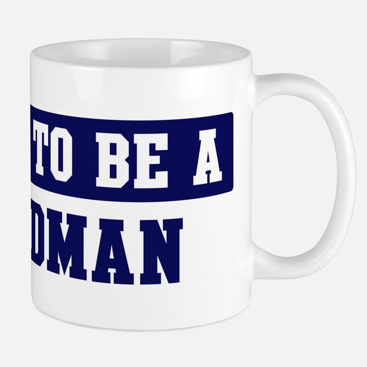 Proud to be Woodman Mug