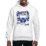 Bouchet Family Crest Hooded Sweatshirt