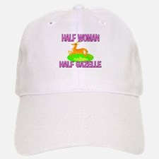 Half Woman Half Gazelle Baseball Baseball Cap