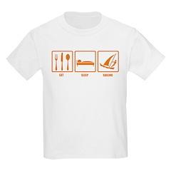 Eat Sleep Sailing T-Shirt