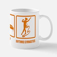 Eat Sleep Rhythmic Gymnastics Mug