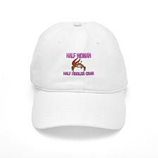 Half Woman Half Fiddler Crab Baseball Cap