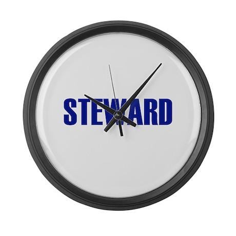 Steward Giant Clock