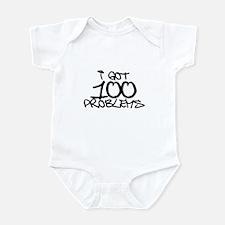 100 PROBLEMS! Infant Bodysuit
