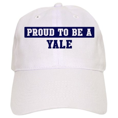 Proud to be Yale Cap