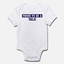 Proud to be Yale Infant Bodysuit