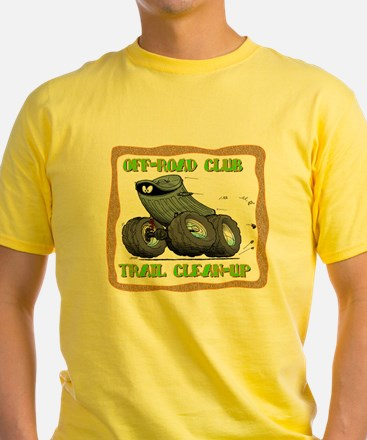 Trail Clean-up T