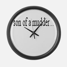 Son of a Mudder Giant Clock