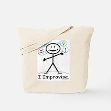 BusyBodies Improv/Comedy Tote Bag
