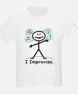 BusyBodies Improv/Comedy Kids T-Shirt