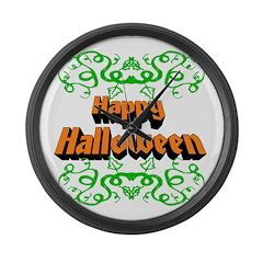 Happy Halloween! Giant Clock
