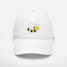 Cute Bee Baseball Baseball Cap