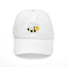 Cute Bee Baseball Cap