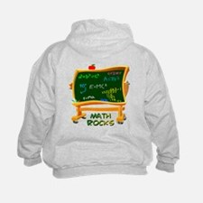 Math Rocks Chalk Board Sweatshirt