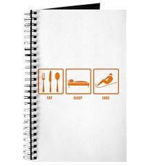 Eat Sleep Luge Journal