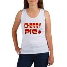 Cherry Pie Women's Tank Top