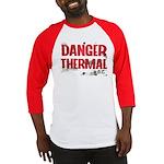 Danger Thermal (Hot) Baseball Jersey