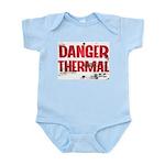 Danger Thermal (Hot) Infant Creeper